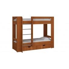 Двухъярусная кровать Дуэт-3
