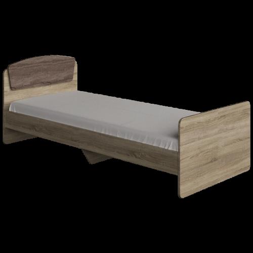 Кровать Астория-2 0.8х1.9 Эверест