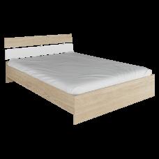 Кровать 1400х2000 с ламелями Неаполь
