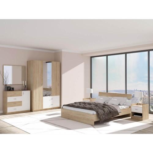 Модульная спальня Неаполь Феникс Мебель