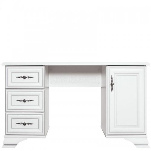 Стол туалетный TOL Кентуки Black Red White (BRW, БРВ)