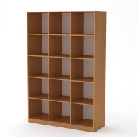 Книжный шкаф КШ-3
