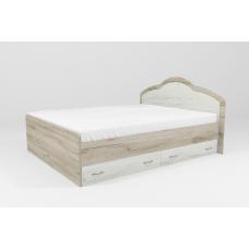 Кровать Диана с ящиками 140