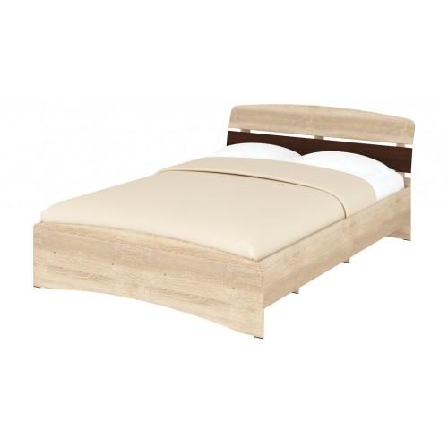 Спальня Милана кровать 140 (ДСП) Пехотин