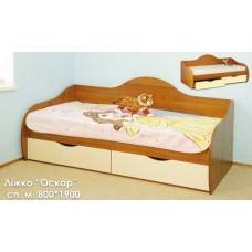 Кровать подростковая Оскар
