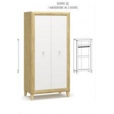 Шкаф 2Д Валенсия