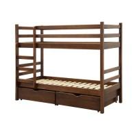 Двухъярусная детская кровать Кенгуру