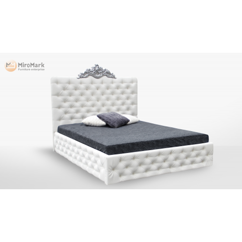 Мягкая кровать Дианора Плюс MiroMark (Миромарк)