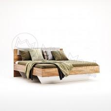 Кровать 1.4 Асти с мягким изголовьем