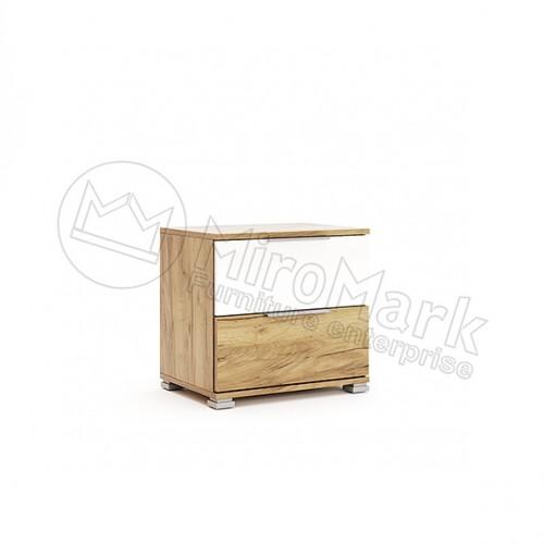 Тумба прикроватная 2Ш Асти MiroMark (Миромарк)