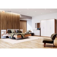 Модульная спальня Асти
