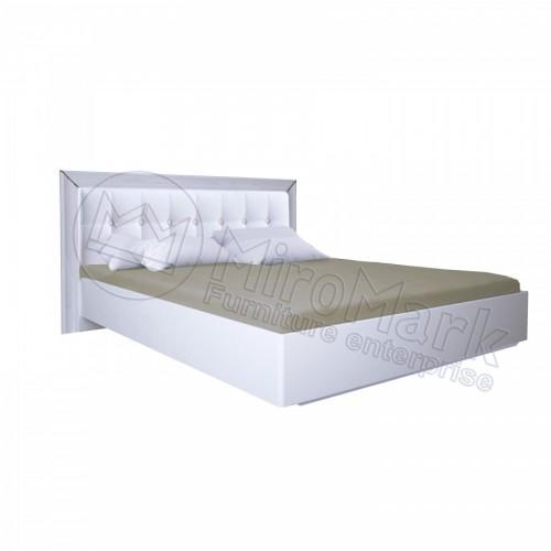 Кровать Белла 1.8 профиль и мягкое изголовье MiroMark (Миромарк)