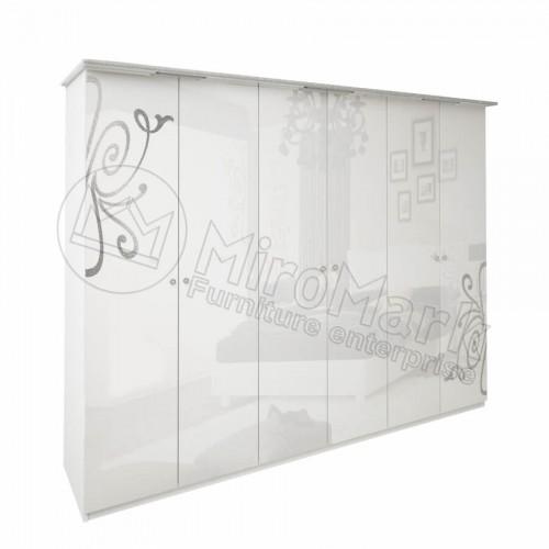 Шкаф 6Д Богема MiroMark (Миромарк)