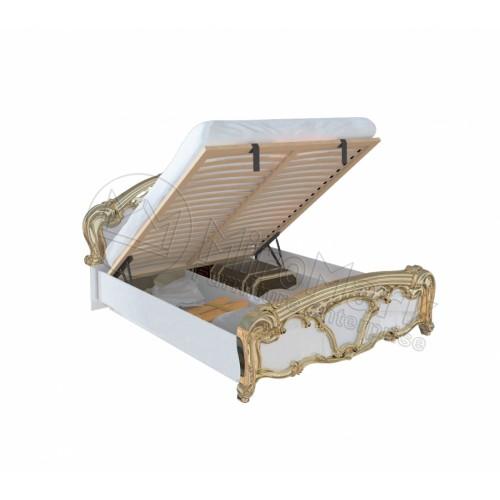 Кровать 1.8 Ева подъемная с каркасом MiroMark (Миромарк)