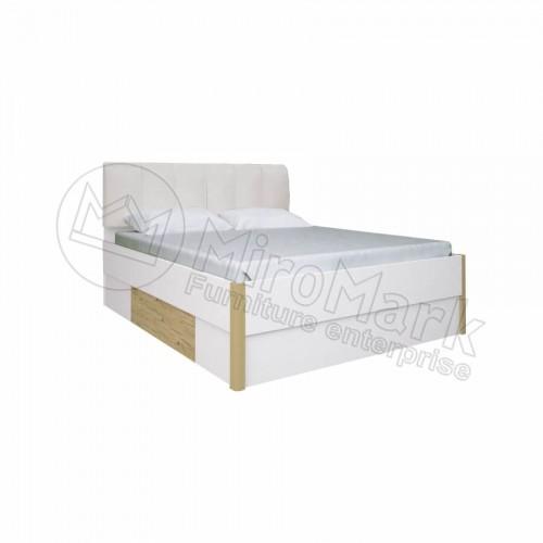 Кровать 1.8 Флоренция с мягким изголовьем MiroMark (Миромарк)