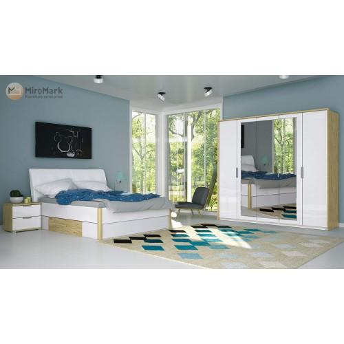 Модульная спальня Флоренция MiroMark купить в Харькове