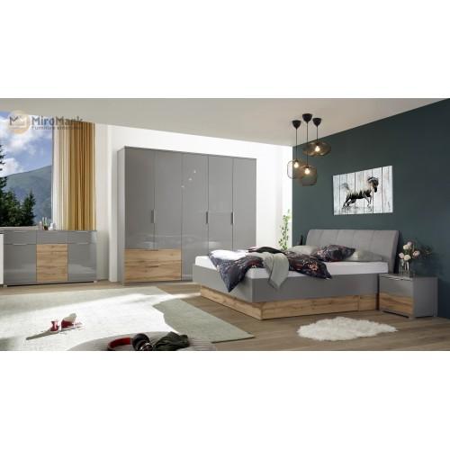 Модульная спальня Линц MiroMark (Миромарк)