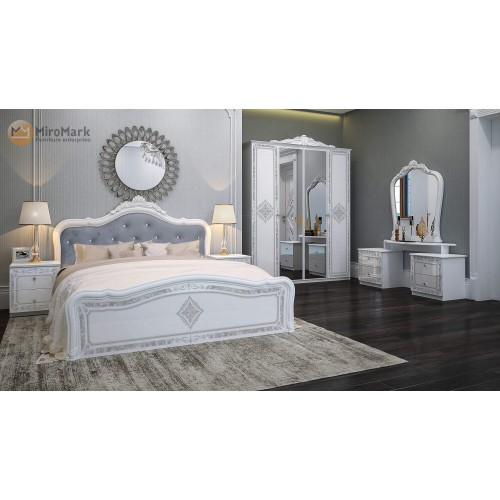 Модульная спальня Луиза MiroMark (Миромарк)