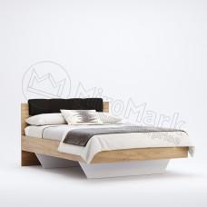 Кровать 1.4 Луна с мягким изголовьем