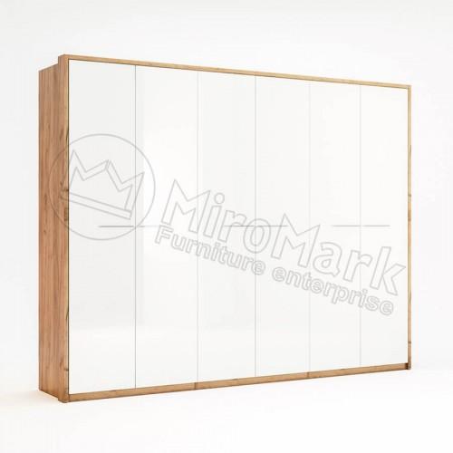 Шкаф 6Д Ники (Глянец) MiroMark (Миромарк)