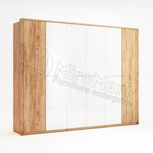 Шкаф 6Д Ники MiroMark (Миромарк)
