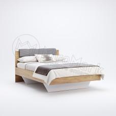 Кровать 1.4 Рамона с мягким изголовьем
