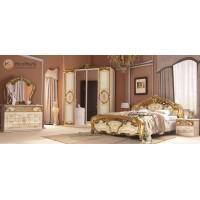 Модульная спальня Реджина Золото