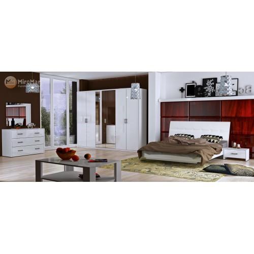 Модульная спальня Рома MiroMark (Миромарк)