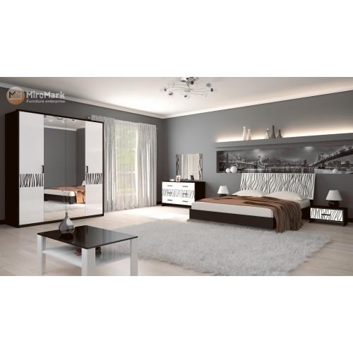 Модульная спальня Терра MiroMark (Миромарк)