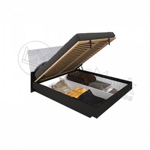 Кровать 1.8 Виола подъемная с мягким изголовьем и каркасом MiroMark (Миромарк)