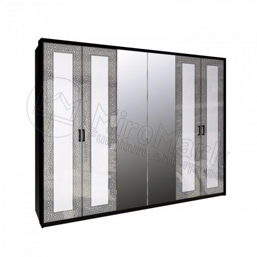Шкаф 6Д Ск Виола MiroMark (Миромарк)