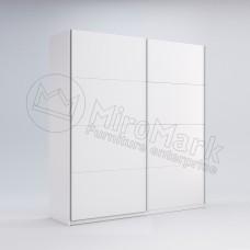 Шкаф купе Фемили 1,5 (Двери глянец)