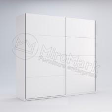 Шкаф купе Фемили 2,0 (Двери глянец)