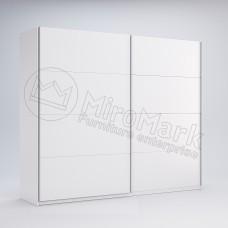 Шкаф купе Фемили 2,5 (Двери глянец)