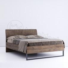 Кровать 1,6х2,0  Квадро