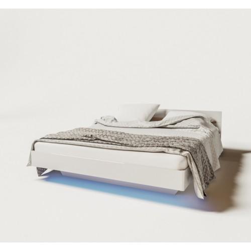 Кровать 140 Бьянко Світ меблів