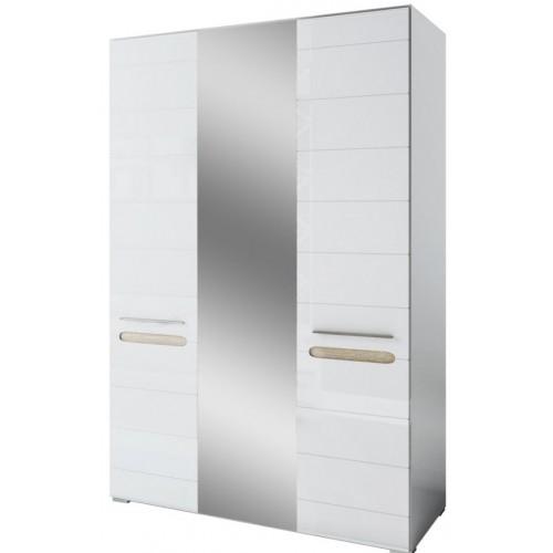 Шкаф 3ДЗ Бьянко Світ меблів