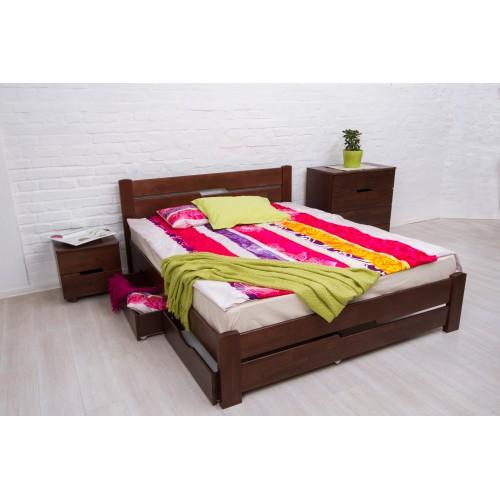 Кровать Айрис с ящиками Олимп