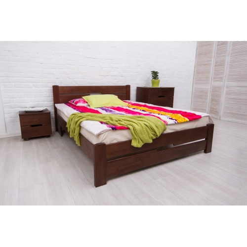 Кровать Айрис с изножьем Олимп