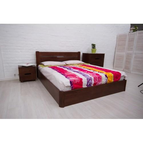 Кровать Айрис с подьемной рамой Олимп