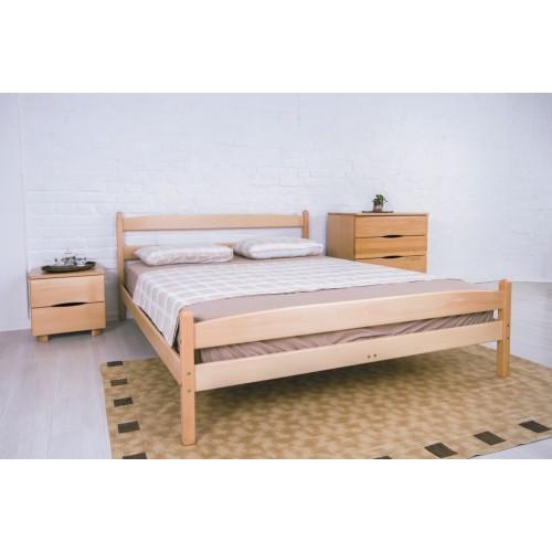 Кровать Лика с изножьем Олимп
