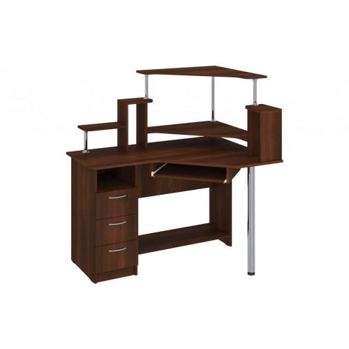 Стол компьютерный Орфей с надстройкой Пехотин
