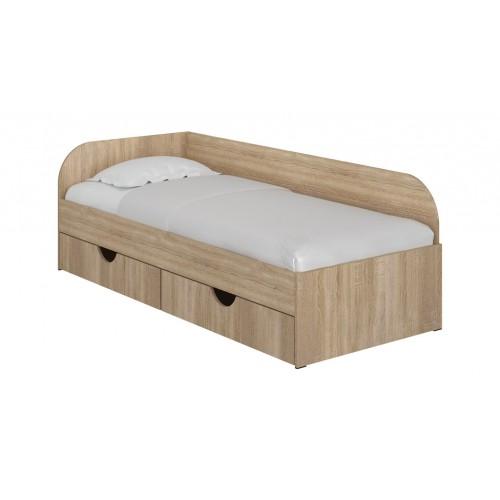 Детская кровать Соня-2 с ящиками Пехотин