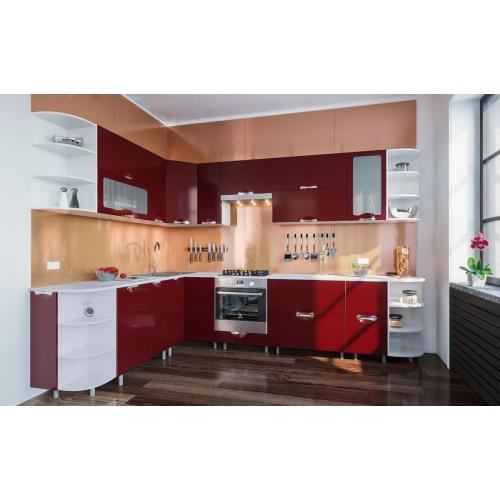 Модульная кухня Адель люкс Світ меблів