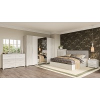 Модульная спальня Ромбо