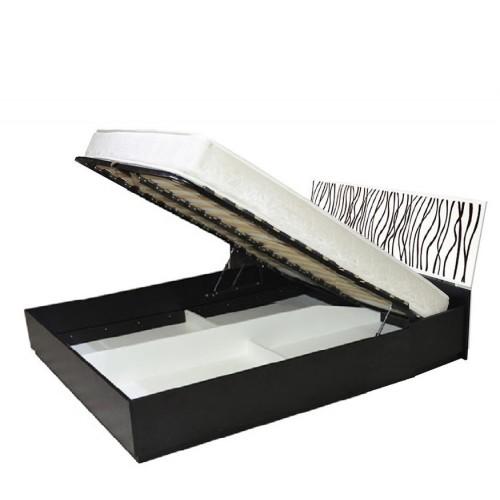 Кровать 2 СП 1.8 с подъемным механизмом Бася Новая Світ меблів