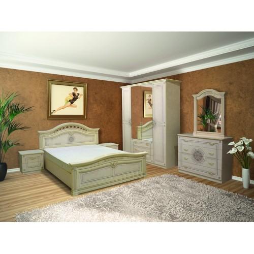 Модульная спальня Диана (шкаф 4Д) Світ меблів