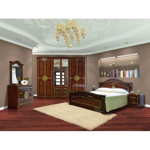 Модульная спальня Диана (шкаф 6Д) Світ меблів