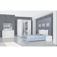 Модульная спальня 4ДЗ Фелиция Новая