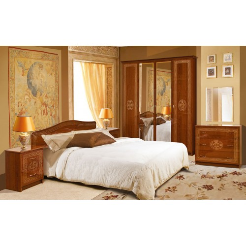 Модульная спальня Флоренция (шкаф 6Д) Світ меблів